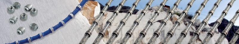 Diamant-Sägeseile von DIABÜ® Diamantwerkzeuge Heinz Büttner GmbH
