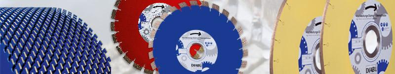 Trennscheiben von DIABÜ® Diamantwerkzeuge Heinz Büttner GmbH