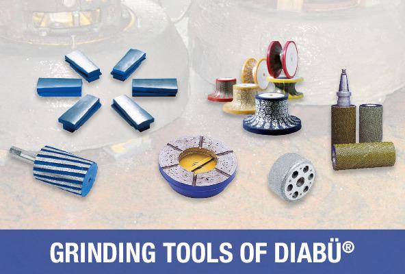 Grinding Tools of DIABÜ®