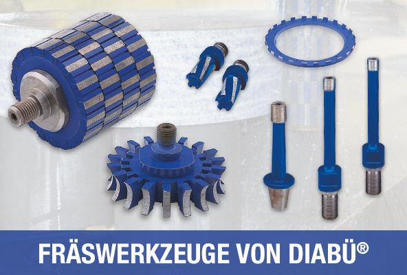 Fräswerkzeuge von DIABÜ®